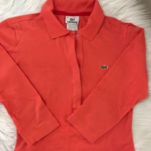 Lacoste Women's 36 Polo Shirt